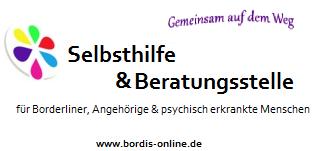 Selbsthilfe-Beratungsstelle für Borderliner, Angehörige und psychisch erkrankte Menschen