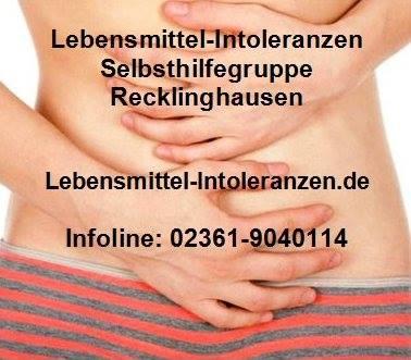 Lebensmittel-Intoleranzen-Selbsthilfegruppe Kreis Recklinghausen
