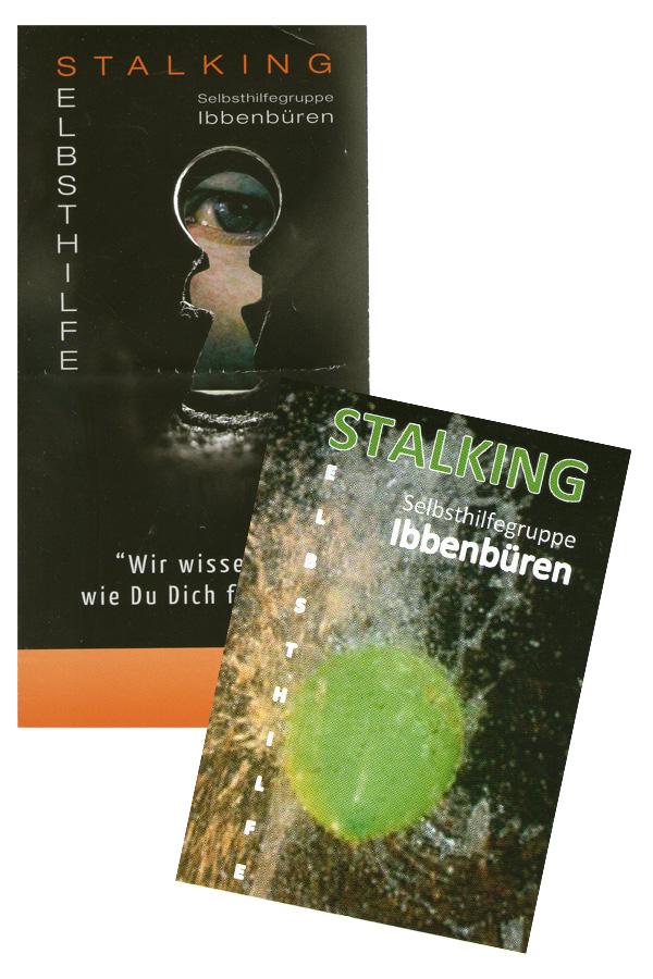 "Selbsthilfe-Gruppe ""Stalking"" Ibbenbüren"