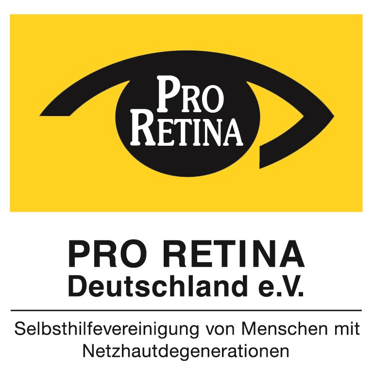PRO RETINA-Deutschland e.V.   -Selbsthilfevereinigung von Menschen mit Netzhautdegenerationen